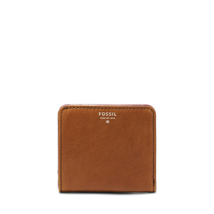 Fossil Sydney Bifold - It's a womens wallet that is actually small! I love it, I've always wanted something this size.