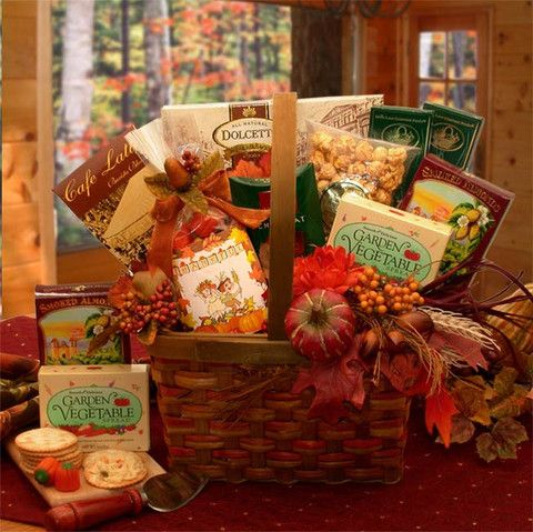 16 best fall gift baskets images on pinterest easter gift harvest blessings gourmet fall gift basket negle Gallery