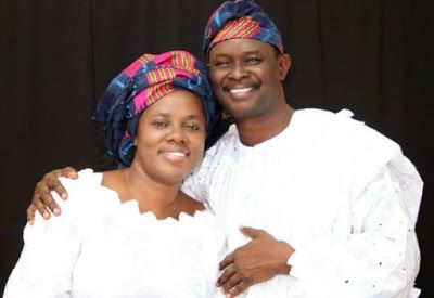 SWEET LOVE! Mike Bamiloye & Wife Gloria Celebrate 28th Wedding Anniversary   They started from the bottom with but today they are a role model to thousands around the world...THIS DAY ON OCTOBER 8TH 1988 WE MARRIED. A marriage born out of raw faith in the Lord alone. We were two years into full time drama ministry when we married on this day 28 years ago. I had spent all the money I had on ministry matters and I had no more money.  TODAY I REMEMBER THAT IT WAS JUST MAY THIS YEAR WE GOT OUR…