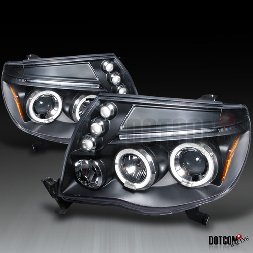 2005-2011 TOYOTA TACOMA PROJECTOR HEADLIGHTS.....perfect                                                                               More