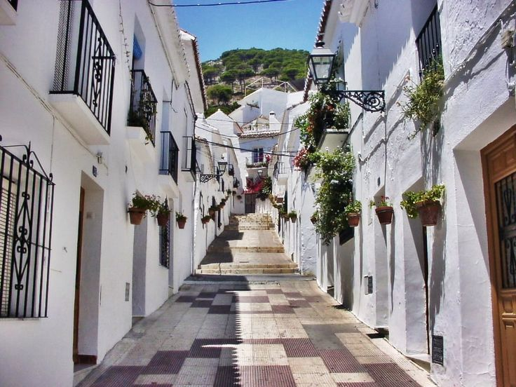 Visit Mijas Pueblo, a soon to be World Heritage Site with donkey taxis, Costa del Sol