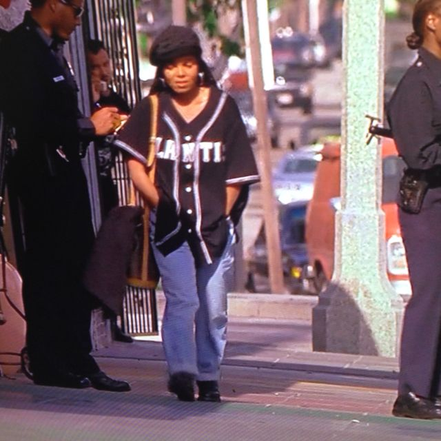 JANET JACKSON POETIC JUSTICE JERSEY TOP on The Hunt ...