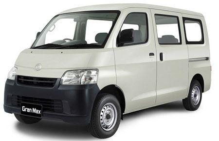 Daihatsu Gran Max Minibus, Mobil yang tergolong Multifungsi.Dengan konsep Kelebihan utamanya daya tampung penumpang yang banyak.
