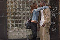 Mekhi Phifer and Jessica Alba in Honey (2003)