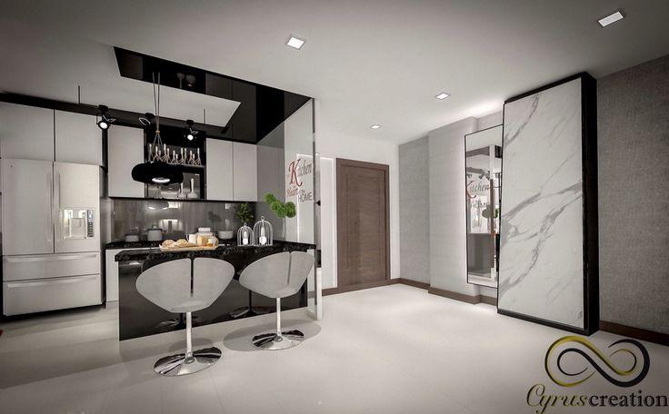 Hdb Open Kitchen Concept Kitchen Decor Pinterest Open Kitchens And Kitchens