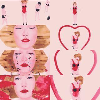 YUKI×シシヤマザキ 好きってなんだろう…涙 絵なのにどうみてもYUKIちゃん♡ 動きもYUKIちゃん♡ #YUKI#シシヤマザキ#好きってなんだろう涙#MV#新曲