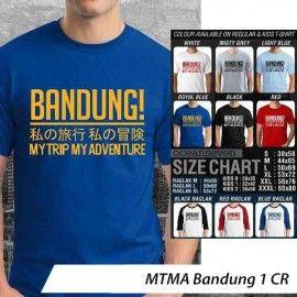 T-Shirt #MTMA #Bandung 1 CR