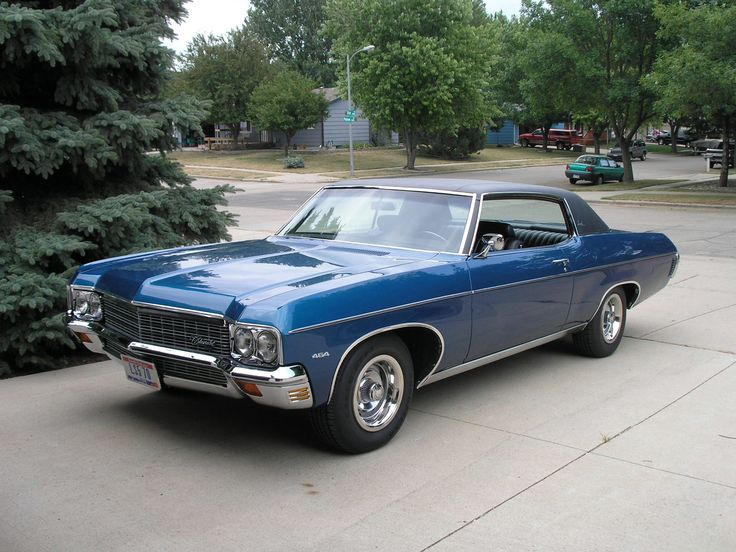 70 Impala Just Like Daddy S Only Without The Vinyl Top