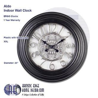ERGO Aldo Wall Clock