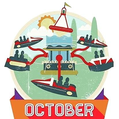Though the days are shorter and the sun may not always be shining nothing will stop us! Rides are what we love and what we love is evergreen! So happy Monday and happy October everyone! #loveislove #rides #october #monday #happyalways