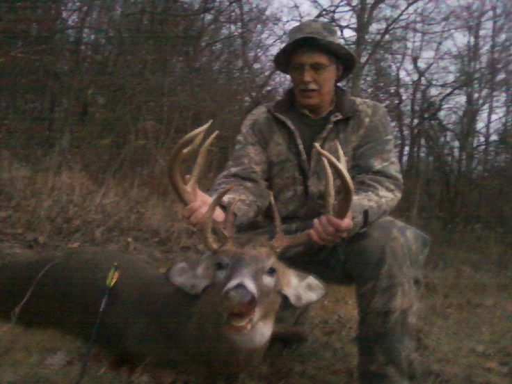 Ohio Deer Hunting | Affordable Licking County Archery, Muzzleload & Shotgun