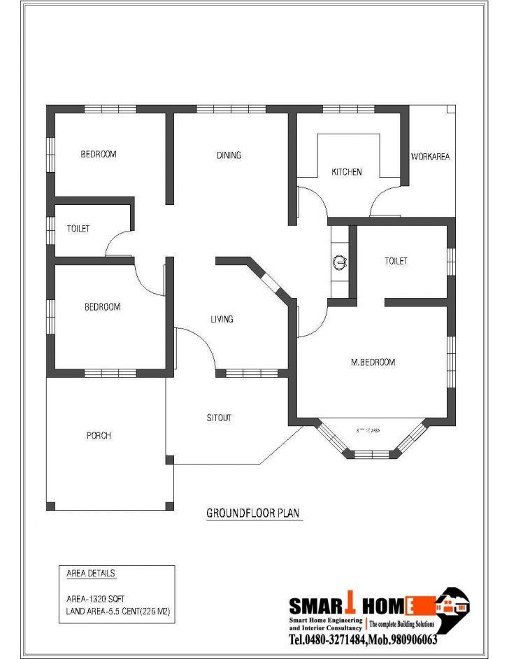 Aznewhomes4u With Images Garage House Plans Floor Plan Design
