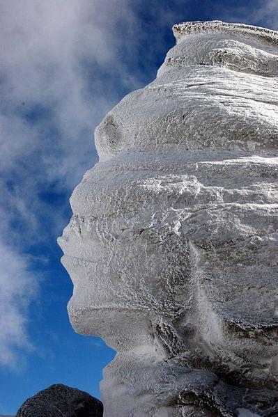 The Sphinx ~ Bucegi, Romania www.facebook.com/loveswish