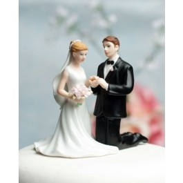 Wedding Cake Topper With Prayer