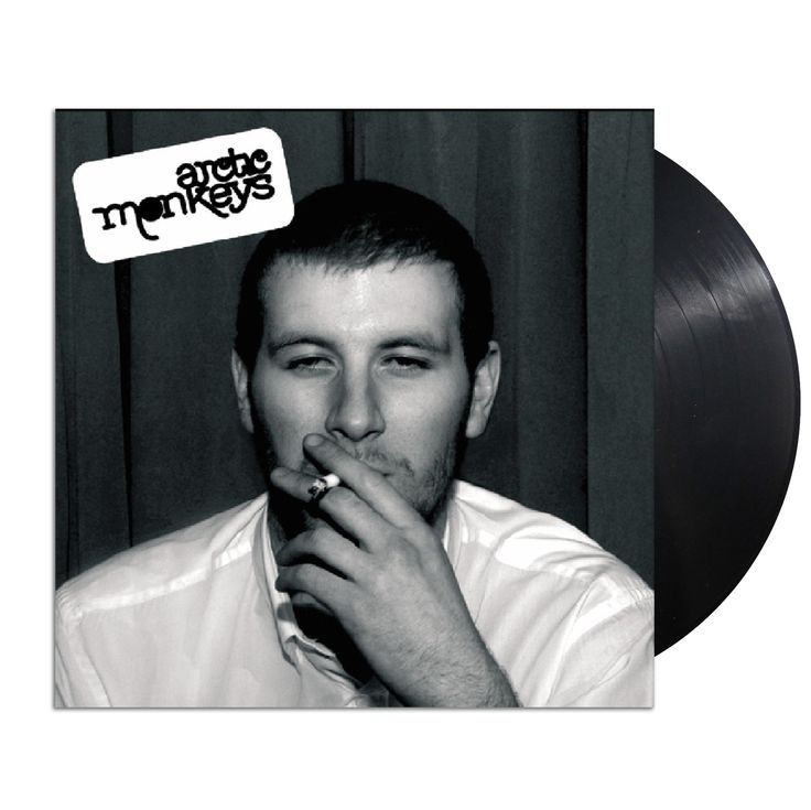 Lazy Labrador Records - Arctic Monkeys · Whatever People Say I Am Thats What I Am Not · Vinyl LP · Black, $18.89 (http://lazylabradorrecords.com/arctic-monkeys-whatever-people-say-i-am-thats-what-i-am-not-vinyl-lp-black/)