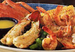 Red Lobster Restaurant Copycat Recipes: New England Lobster & Crab Bake