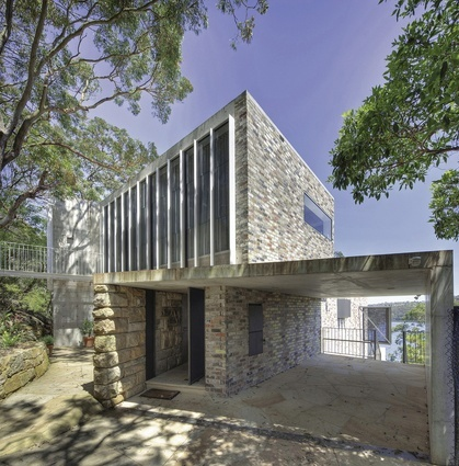 Castlecrag House by Neeson Murcutt architects - brilliant confluence of heart and mind
