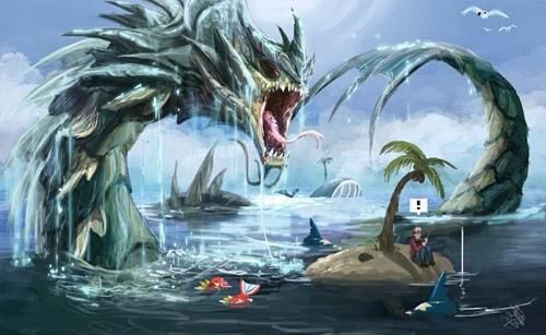 Fishing for pokemon cool awesome wallpaper picture for Cool fishing games