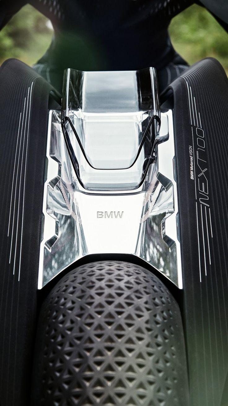 BMW Motorrad Vision Next 100 Photo Gallery | Motor1.com