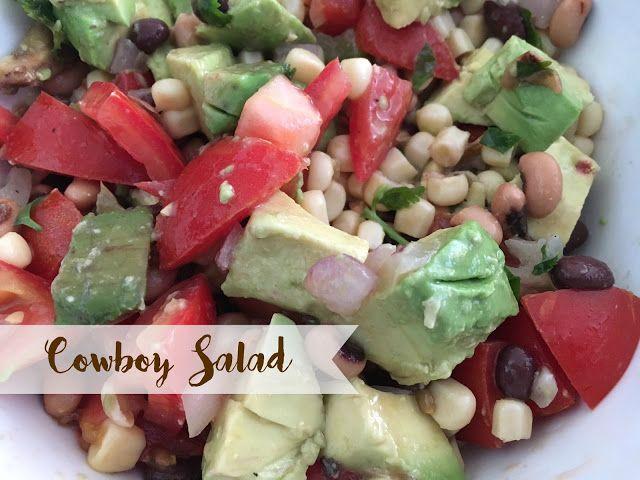 The Larson Lingo: Cowboy Salad
