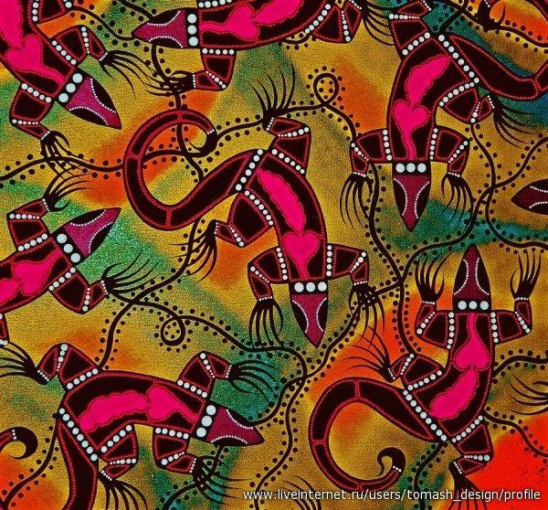 Живопись австралийских аборигенов. Обсуждение на LiveInternet - Российский Сервис Онлайн-Дневников