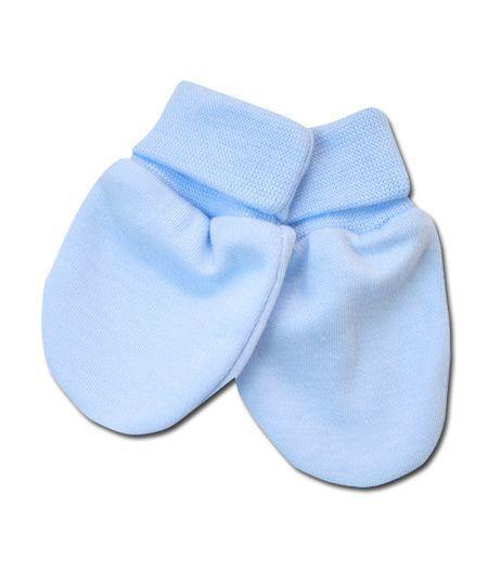 Itty Bitty Baby Blue Mittens