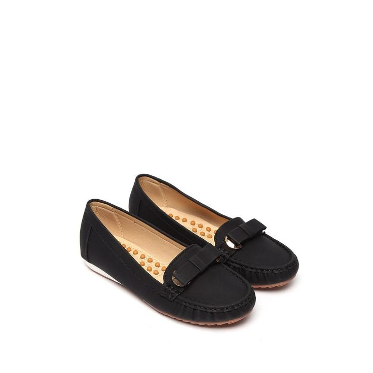 562-7060 Zapato Dama Pu Black