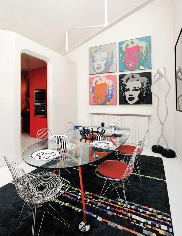Efecto Ptico Room DecorationsSitting RoomsArt