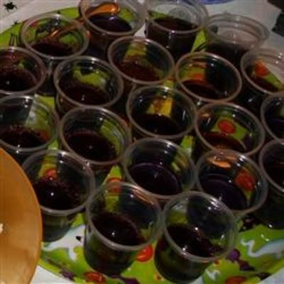 #recipe #food #cooking Berry Shooters