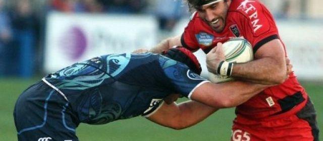 Coupe d'Europe de rugby: Clermont, Toulouse et Toulon virent en tête
