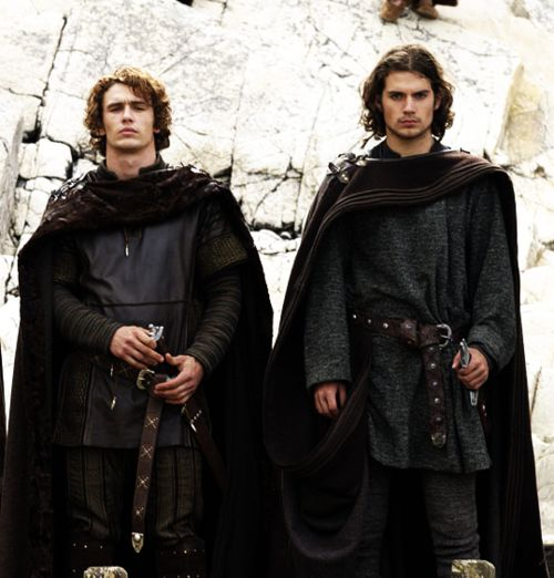 Tristan and Isolde - must see this film (if the guys in it are this hot!)