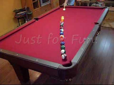 14 best trick shots images on pinterest pool tables for Table 6 trick
