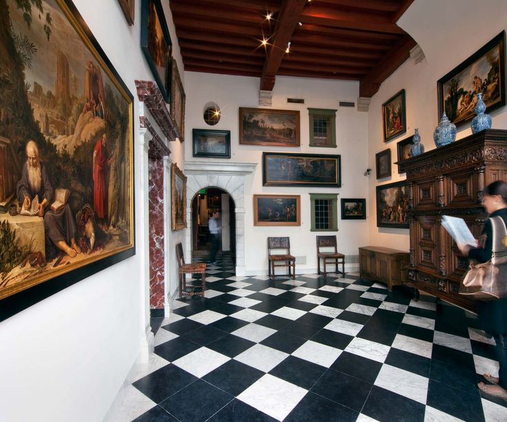 Rembrandt's House is also his best Art Gallery! (Museum Het Rembrandthuis) #Amsterdam