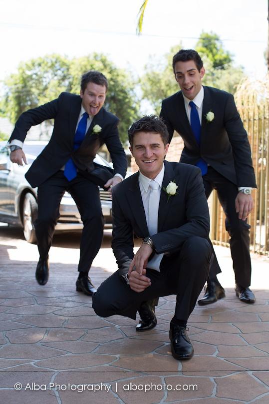 Robbie & Steph #groom #groomsmen #suit #wedding #bridalparty #marriage