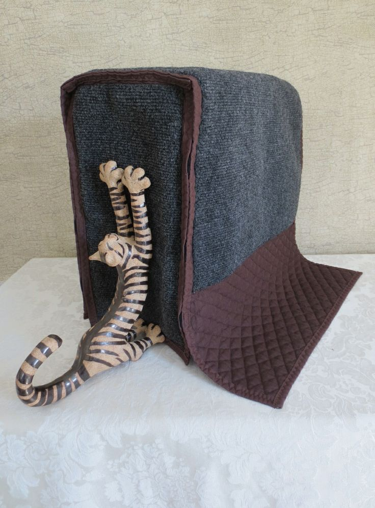 Cat Scratching Furniture Arm Protector Brown Scratchable Couchsofa Or Chair  Arm Cover 20 Inches Long Round Or Square.