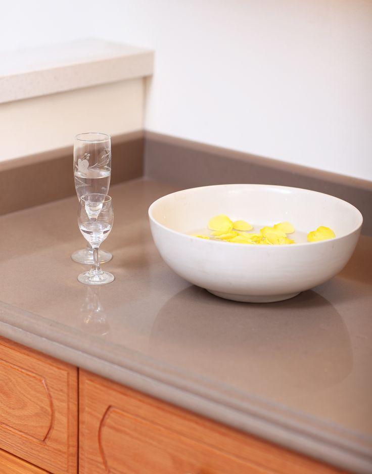 BS170 - Emerald #Vicostone #Quartz #Countertops #interiordesigns #kitchen #remodel #homeimprovement