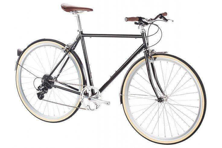 Vélo de ville 6KU DELANO 8SPD 396€
