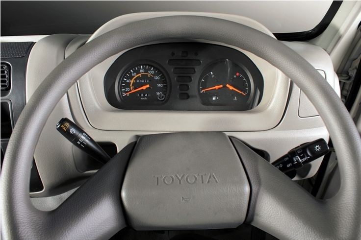 Dyna 6R Chasis 130 PS XT  Interior 2