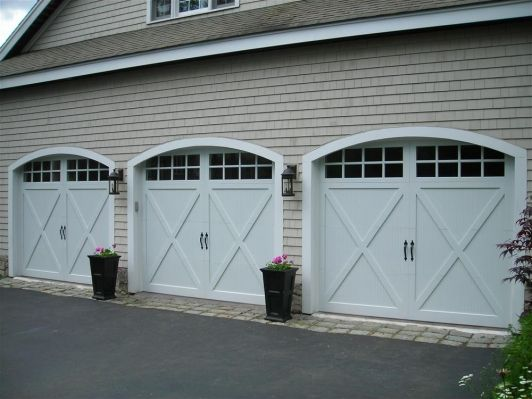 New Garage Doors   Home And Garden Design Ideau0027s
