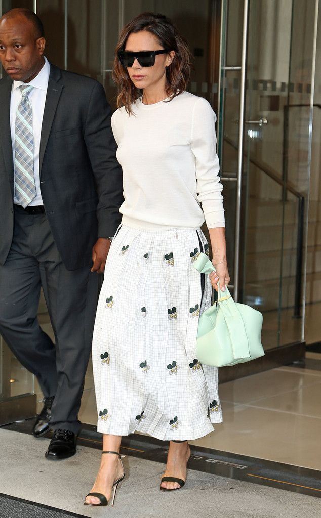 Victoria Beckham from The Big Picture: Today's Hot Pics  The fashionista sure is…