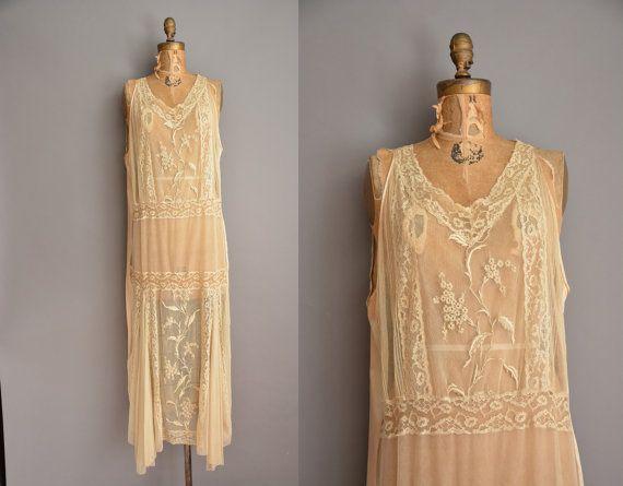 1000 id es sur le th me robes de mari e des ann es 1920 sur pinterest mariage th me ann es 20 - Robe vintage annee 20 ...