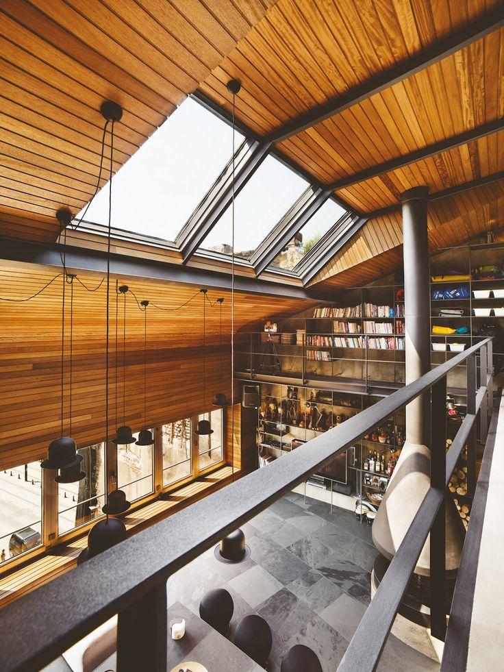 16 best Квартира в стиле лофт для холостяка из Стамбула images on - innenarchitektur industriellen stil karakoy loft