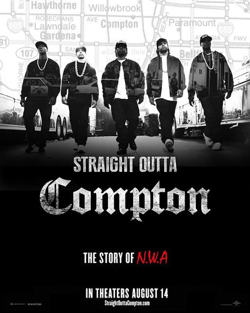 Movie Knights: Film Review: Straight Outta Compton