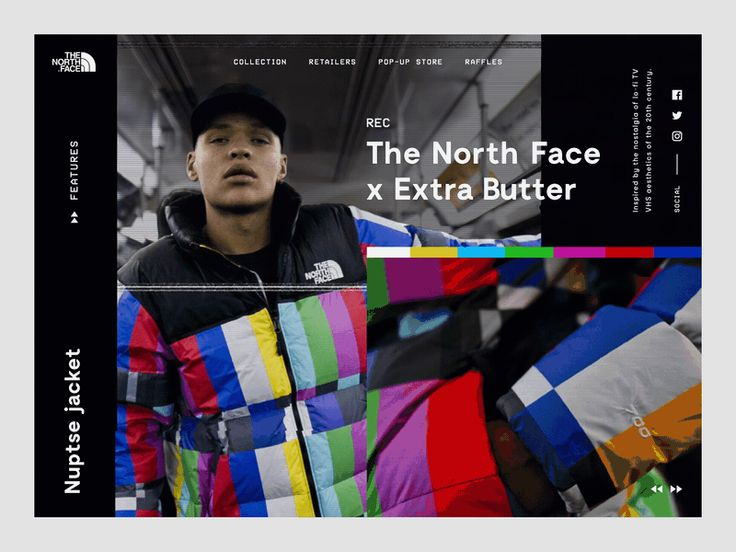 The North Face x Extra Butter Look Book 📺 by 𝔅𝔢𝔰𝔱𝔖𝔢𝔯𝔳𝔢𝔡𝔅𝔬𝔩𝔡