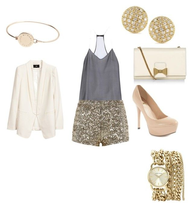 Untitled #17 by abby-mercier on Polyvore featuring polyvore, fashion, style, TIBI, H&M, Parisian, GUESS by Marciano, Chloé, Anne Klein, Dana Rebecca Designs and Marc by Marc Jacobs