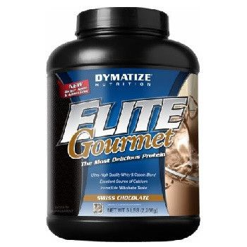 Elite Gourmet Protein 2,2kg | Dymatize