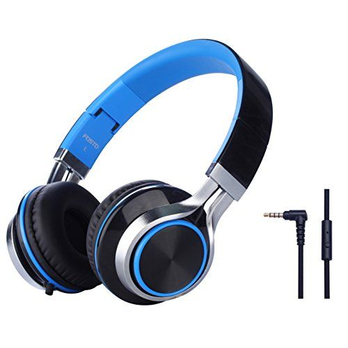 Special Offers - Headphones FOSTO FT58 Stereo Folding Headset Strong Low Bass Headphones with Microphone for iPhone All Android Smartphones PC Laptop Mp3/mp4 Tablet Earphones (Blue/Black) For Sale - In stock & Free Shipping. You can save more money! Check It (November 15 2016 at 06:44AM) >> http://eheadphoneusa.net/headphones-fosto-ft58-stereo-folding-headset-strong-low-bass-headphones-with-microphone-for-iphone-all-android-smartphones-pc-laptop-mp3mp4-tablet-earphones-blueblack-for-sale/