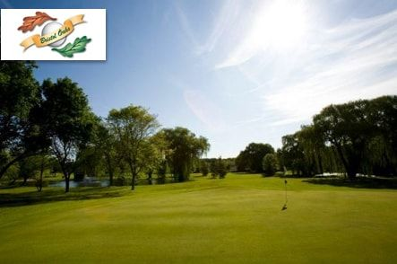 $18 for 18 Holes with Cart at Bristol Oaks Golf Course in Bristol near Kenosha ($45 Value. Good Any Time until November 1, 2017!)