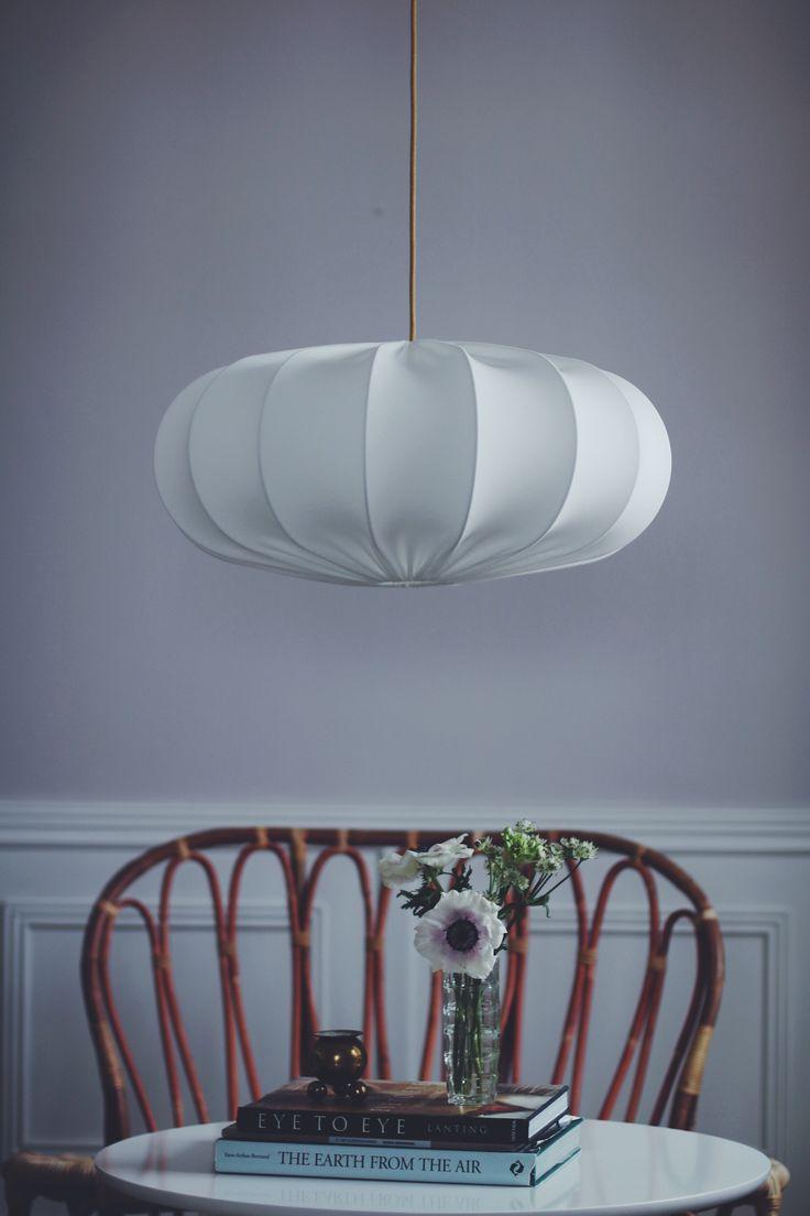Lampverket unika lampor & lampskärmar - Taklampa ECO off white 60 cm