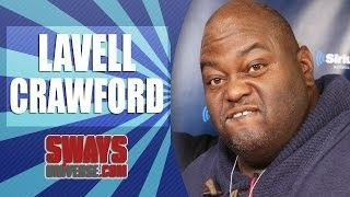 Comedian Lavell Crawford Roast: McDonald's, Whoopi Goldberg, Aunt's domestic violence, and SITM Crew